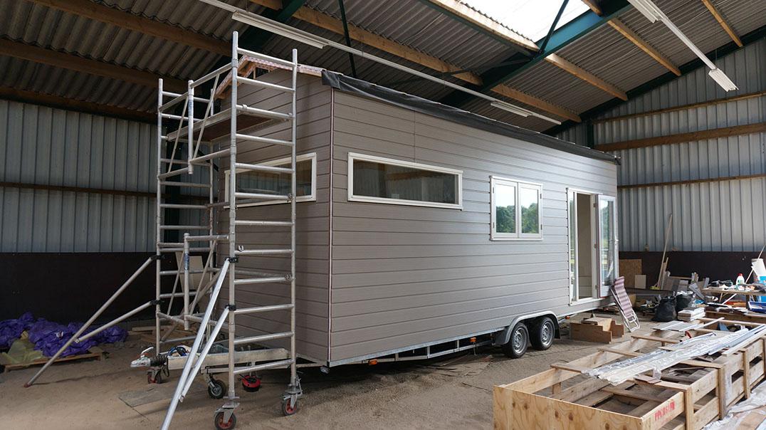 Tiny house breda for Tiny house movement nederland